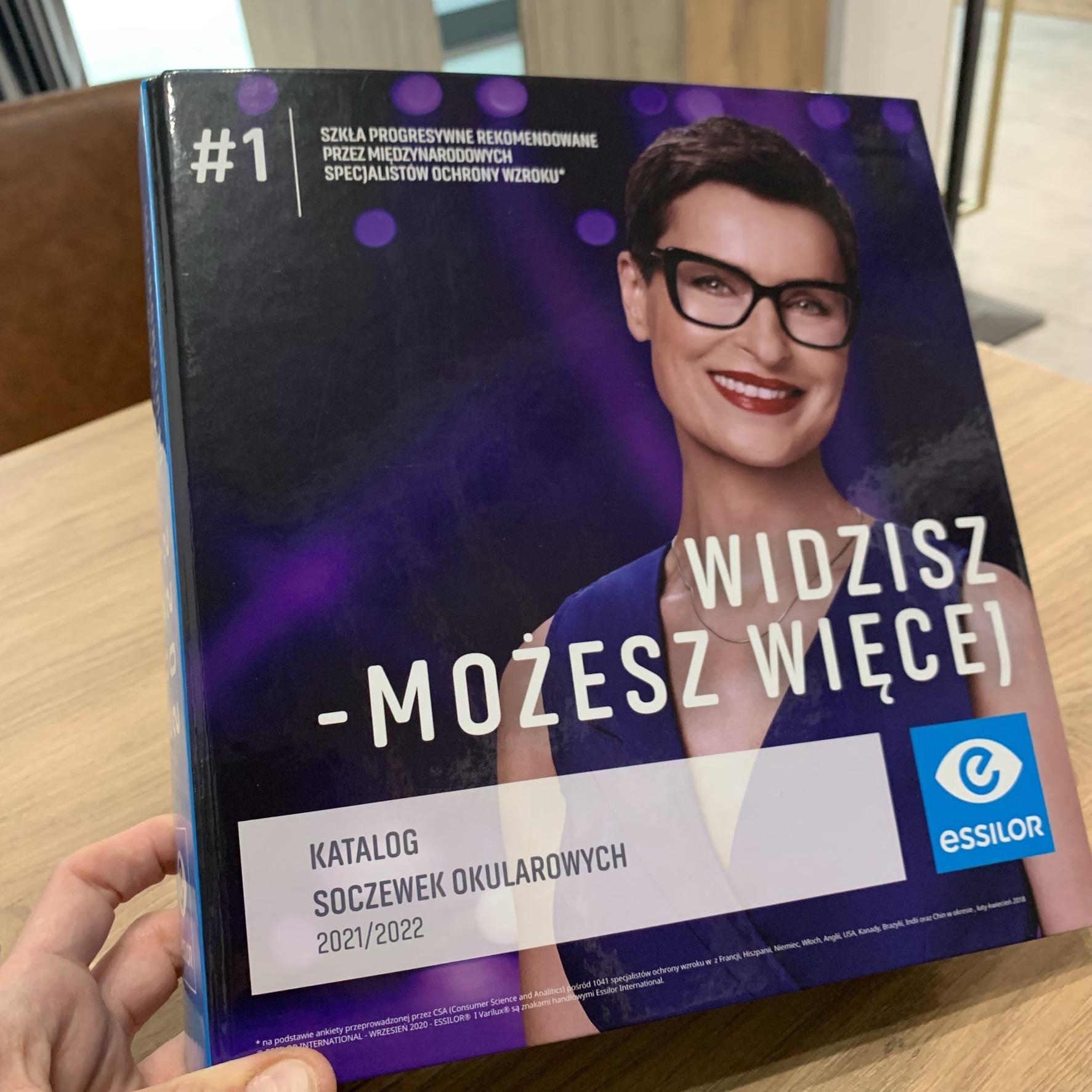 Nowy katalog Essilor